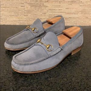 Gucci Suede Loafers Euro. 11 Us 11.5